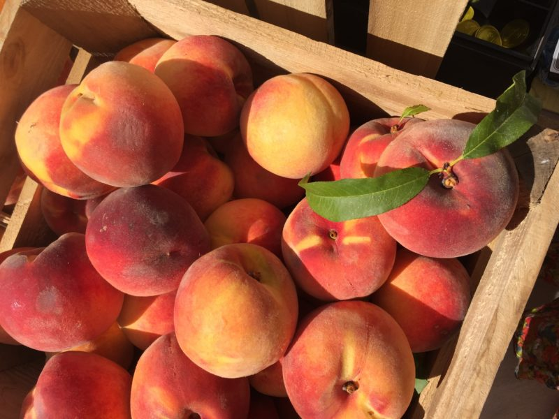 Crest Haven Peaches